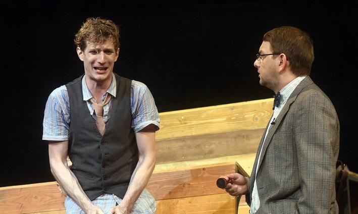 """""""A színpadon egyetlen másodpercre sem engedhető meg, hogy azt érezzük: ez nem olyan fontos!"""" – interjú ZoltánÁronnal"""